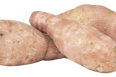 Sweet potatoes are more nutritious than regular potatoes.