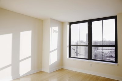 Studio apartments can be a challenge to renovate.