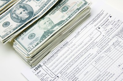 Paying the IRS occurs throughout the year, not just at tax time.
