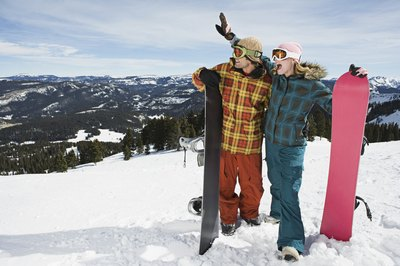 Warm, padded and snug-fitting boots are crucial for pulling off sweet snowboard tricks and minimizing nasty wipeouts.