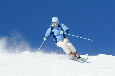 Once you can perform a parallel turn, you can ski in a wide range of conditions and types of terrain.