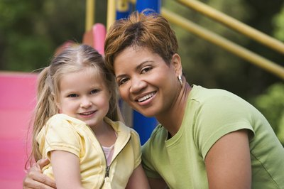 You can get a tax credit for child care costs.