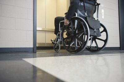 Improvements to accommodate a disabled person qualify as a type of tax deduction.