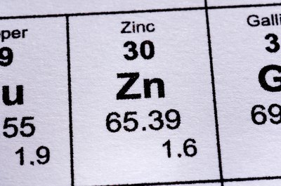 Zinc is an important mineral that helps the body work properly.