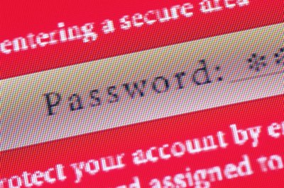 Use sophisticated passwords and awareness while shopping to defend against hackers and thieves.