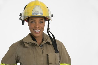 Top paid firefighters can earn more than $75,000 per year.