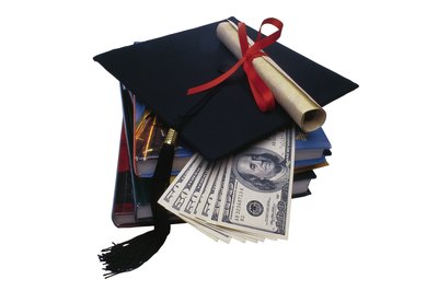 Financial assistance in the form of scholarships and grants exists to help working moms.