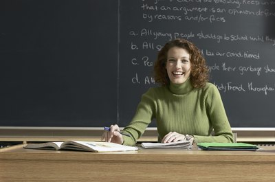 Teachers have ample opportunities to share their knowledge with adults and children.