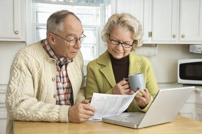 Trusts are sometimes used to protect assets when seniors reach Medicaid age.