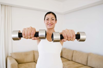 Lift weights for stronger bones.