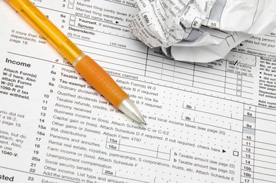 Certified tax returns prove that you filed your taxes.