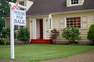 FHA-backed loans reduce down payments for home buyers.