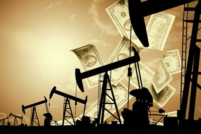 Oil pumps can provide income for a landowner