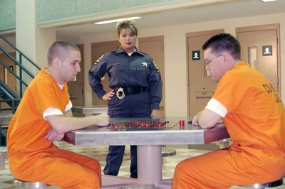 Supervising inmates is a necessary part of a correctional officer job.