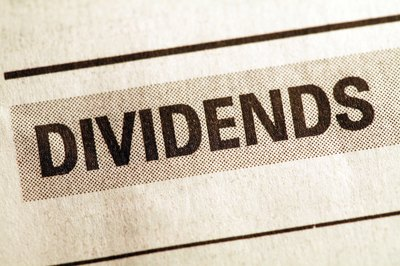 A stock's dividends provide an annual return on your investment.