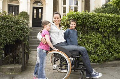 Your disability does not disqualify you from owning a home.