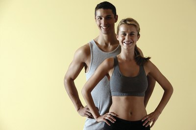 Look your personal best with a fitness model workout and diet plan