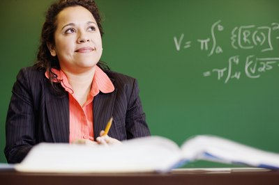 A teacher may influence the lives of thousands of kids during her career.