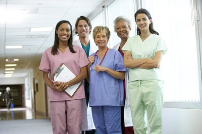 Advanced information technology and an aging population segment aged 65 and older contribute to the growing demand for nursing jobs.
