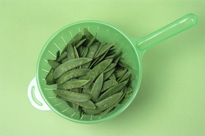 Green beans contain little vitamin K.