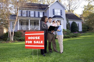 Happy buyers can very quickly become unhappy when they realize they can't afford their mortgage.