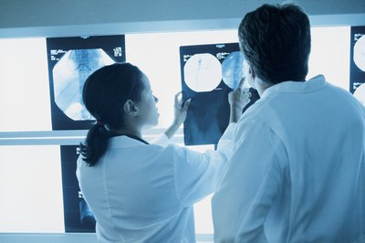 Nuclear cardiology technologists help diagnose heart problems.