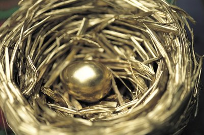 Calculate the future value of your nest egg.