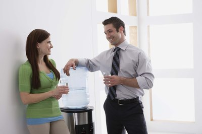 The key to refusing to help your co-worker is to refuse in a friendly and professional manner.
