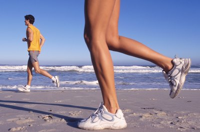 Tone up your legs in a month with regular exercise.