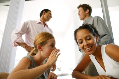 Work culture and the social environment play a role in workplace behavior.