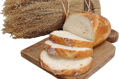 Wheat, barley and rye contain gluten proteins.