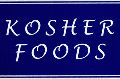 Kosher foods are ritually fit for consumption under Jewish law.