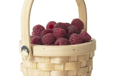 Raspberries contain compounds that may help fight cancer.