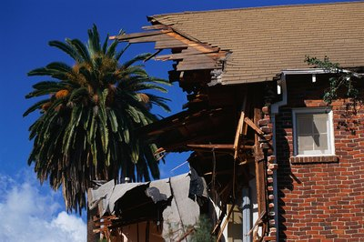 Natural disasters can raise the cost of your house insurance.