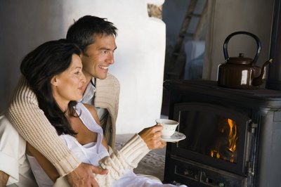 There are many varieties of clean-burning wood stoves available.