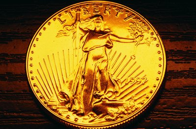 You can put gold coins minted by the U.S. Treasury into your IRA.