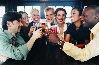 Sharing a drink with a competitor is OK -- sharing confidential information is not.