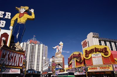 Las Vegas is a global leisure destination.
