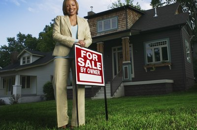 Selling your own home involves a major time commitment.