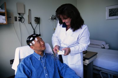 EEG technologists perform EEGs and other neurological tests on patients to help diagnose medical conditions.