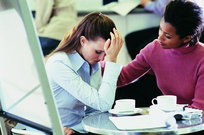 Remain empathetic when dealing with affected employees.