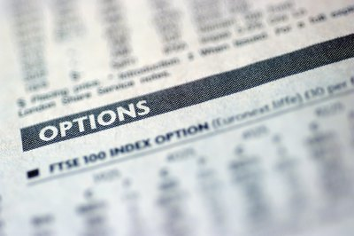 Equity options are listed in the financial section of major newspapers.