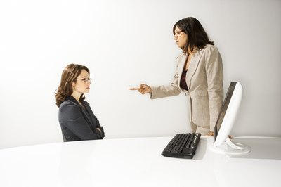Firings, threats, harassment, assault and intimidation can all be illegal workplace retaliation.