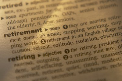 Annuities provide you with income during your retirement years.