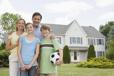 Home purchasers have several financing options.