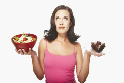 What you eat affects how successful you are at losing weight.