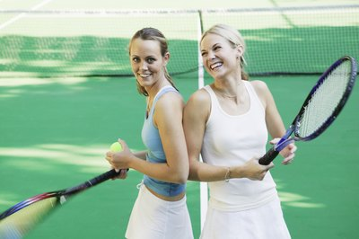 If you're only playing recreational doubles, you don't need to load up on extra calories or change your diet.