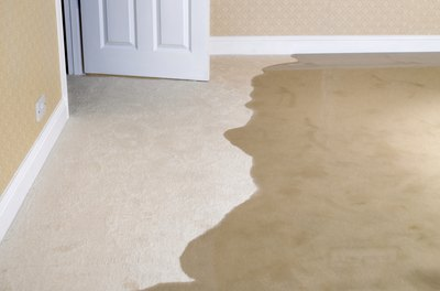 Water damage from floodwaters isn't covered under standard homeowners insurance.
