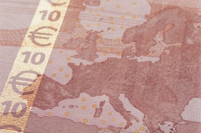 Trade your euros at the airport or convert them at your bank.