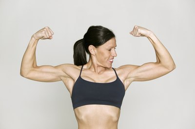 Chisel and shape your upper body with a low-impact strength workout.